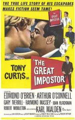 The Great Impostor 1961 DVD - Tony Curtis / Karl Malden